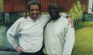 Albert Woodfox with Herman Wallace