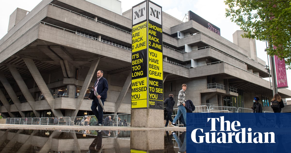 National Theatre commits to more plays from outside London