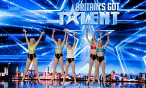 ITV, which makes Britain's Got Talent, is looking for a new chief executive after Adam Crozier's departure.