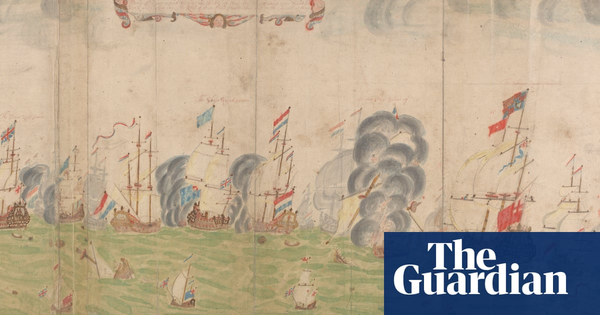 Rape secret uncovered in sailor's 17th-century journal