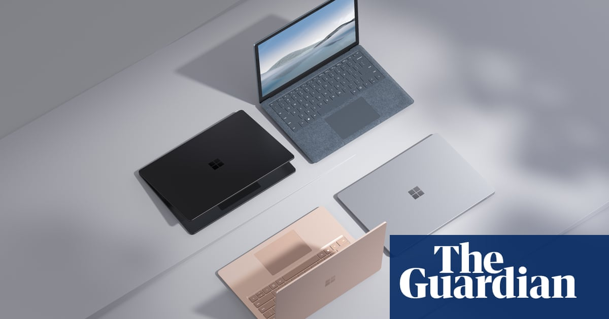 Microsoft launches faster new Surface Laptop 4