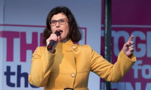 Layla Moran said the Lib Dems were in discussions with lawyers about the party's response to BBC and ITV.
