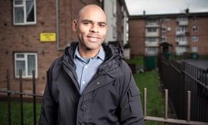 Marvin Rees, mayor of Bristol
