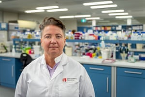 Associate Professor Michelle Power from Macquarie University Department of Biological Science.