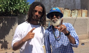 Akala meets reggae legend Big Youth.