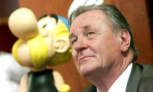 Asterix creator Albert Uderzo dies at 92