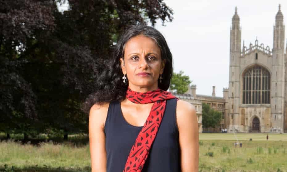 Cambridge professor Priyamvada Gopal