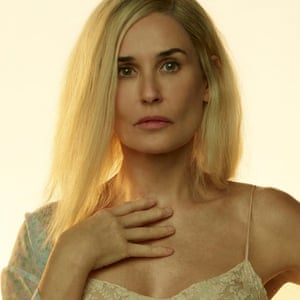 Demi Moore as Linda in Brave New World.