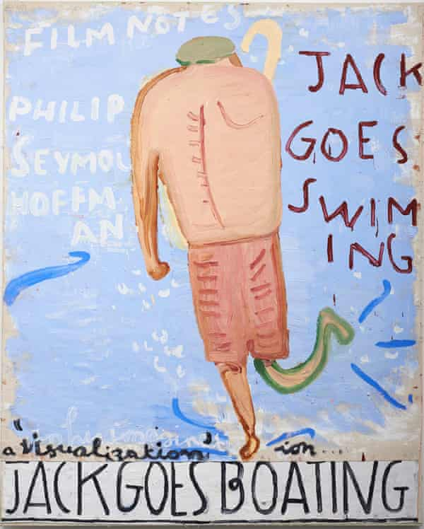 'Intense pathos and suffering' ... Jack Goes Swimming (Jack), 2013