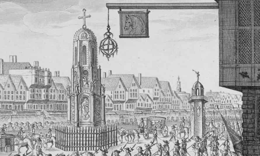 Cheapside Cross and Great Conduit