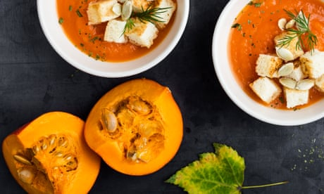 Not just for carving: chefs on the 12 most delicious ways to cook pumpkin