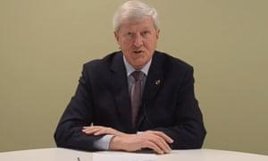 Surrey council leader David Hodge