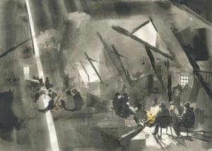 Belgrade Warehouse by George Butler
