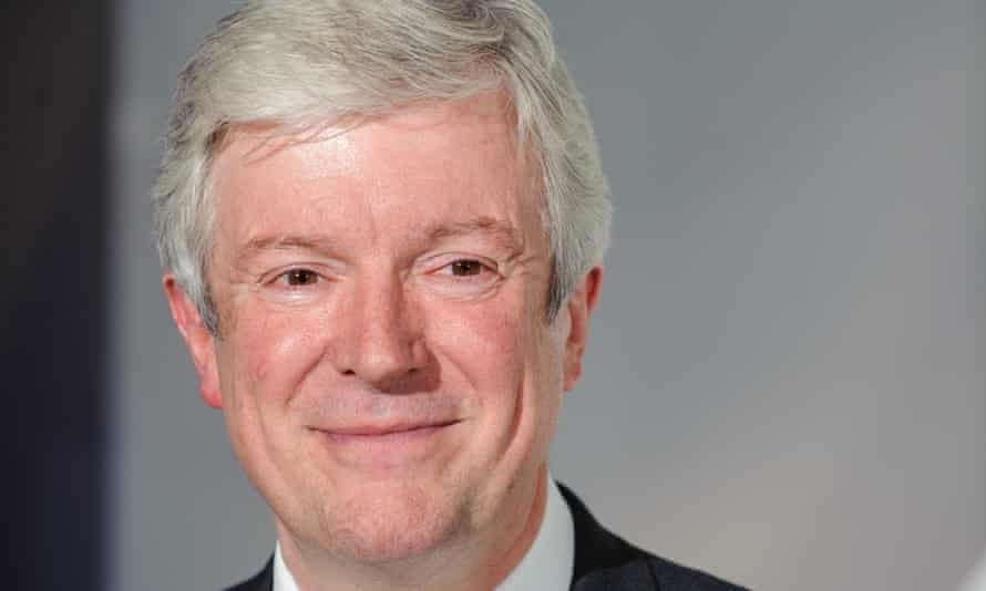 The BBC's director general, Tony Hall, who outlined the need for further savings across the corporation.
