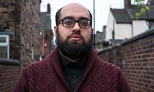Mohammed Umar Farooq in Stoke on Trent