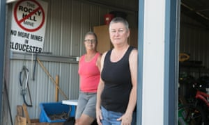 Jeanette Spagnolo and Catherine Clarke wrote in to Guardian Australia. The small country town of Gloucester, NSW has won a case against Rocky Hill open cut coal mine.