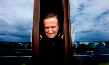 Robin Williams: eclectic collection owned by late actor to be auctioned