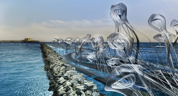 Fantasy art: the future of energy and water technology - in pictures |  Guardian Sustainable Business | The Guardian