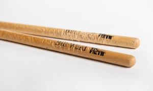 Bill Ward's drumsticks.