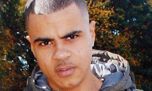 Mark Duggan: the man whose shooting by police sparked the riots.