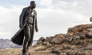Idris Elba in The Dark Tower.
