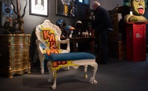 Flint's furniture