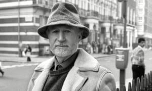Mose Allison in London in 1986.