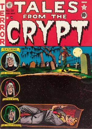 Tales from the Crypt No. 28, February– March 1952.