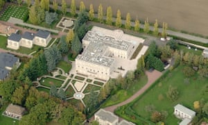 Palace in Collonge-Bellerive, Switzerland