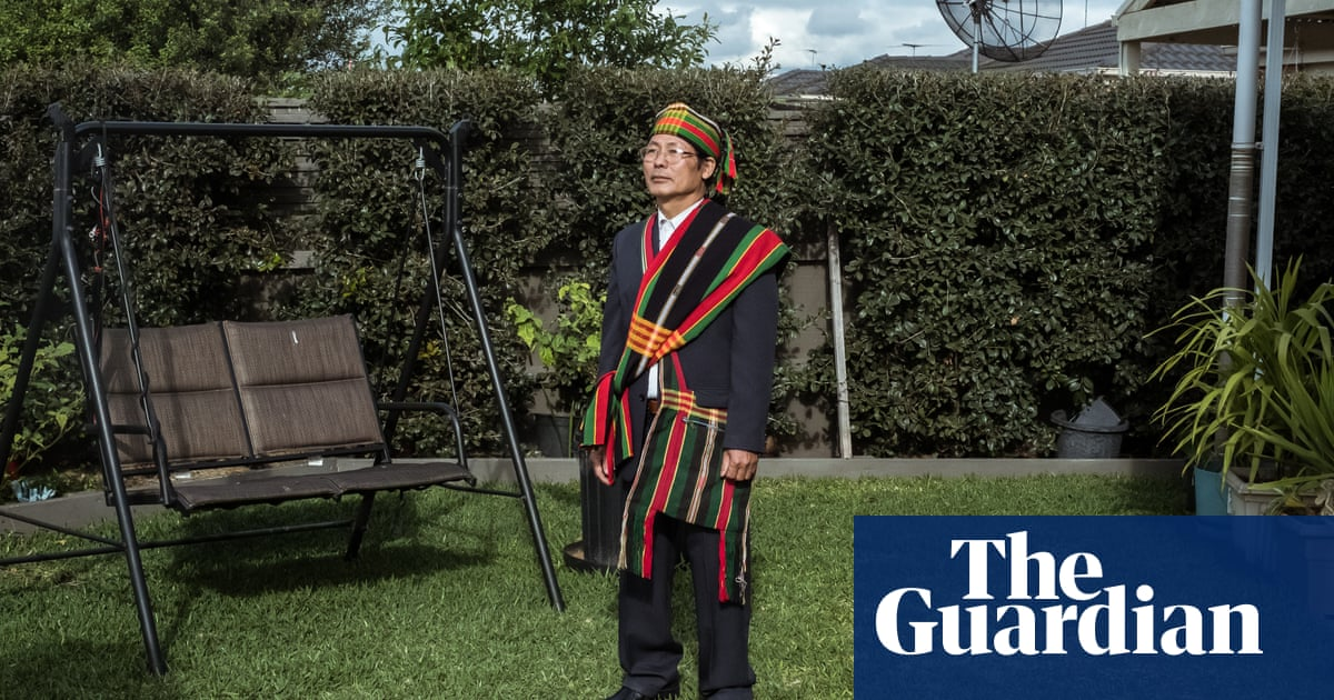 Happy memories: Myanmar migrants in Australia share stories beyond the trauma of war – a photo essay