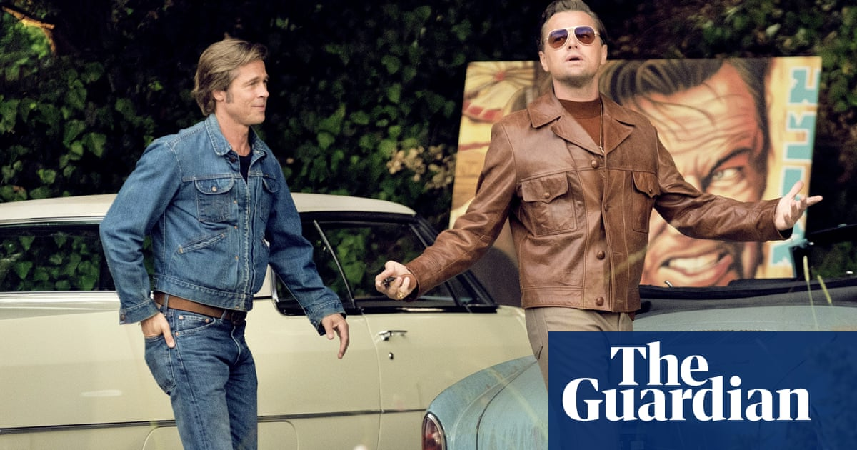 Over the hills: Quentin Tarantino and the end of Hollywood as we