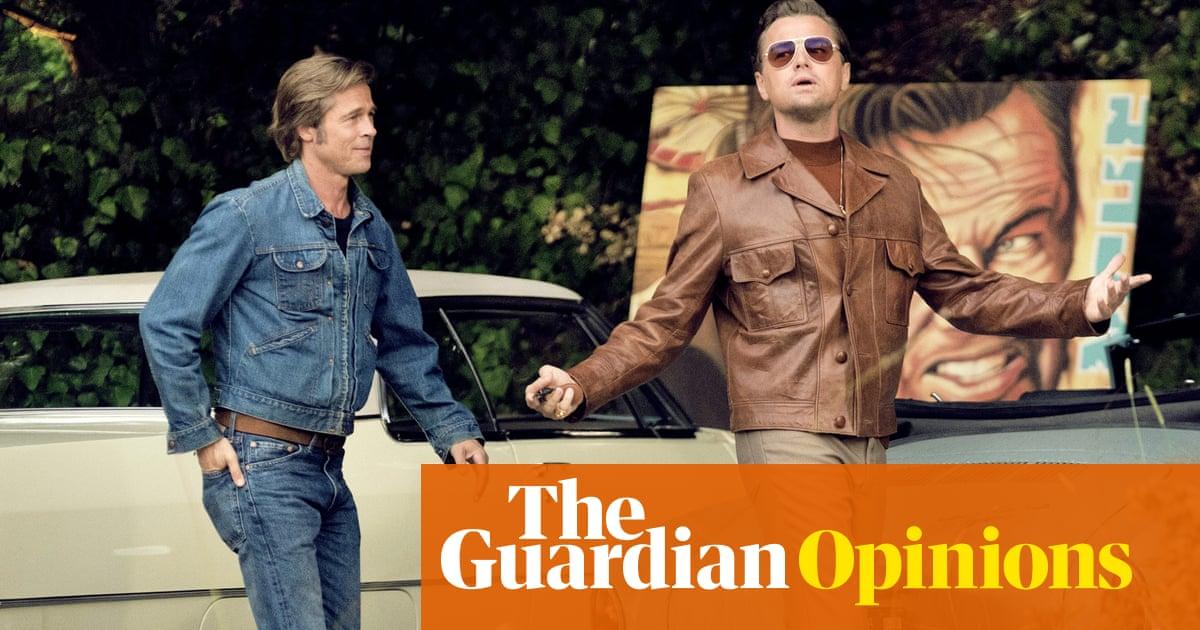 Tarantino's gruesome revenge fantasies are growing more