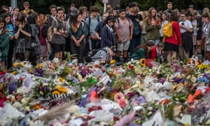 The victims of last week's mosque shootings are remembered in Christchurch, New Zealand.