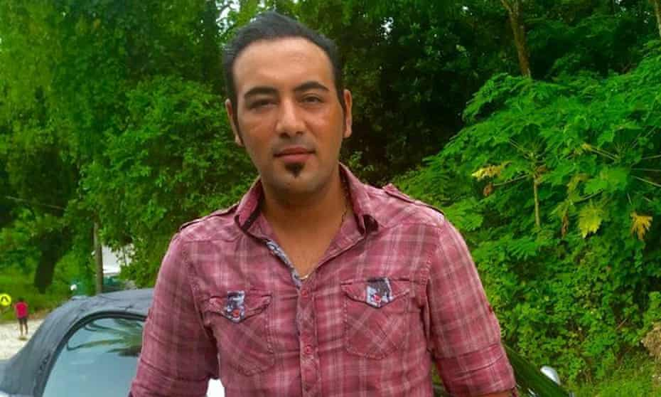 Omid, the 23-year-old Iranian who set himself alight in protest outside a refugee compound on the island of Nauru died in a Brisbane hospital on 29 March 2016