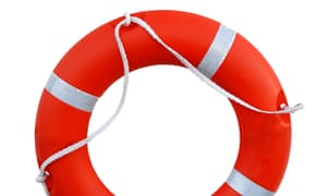 Cathy Rentzenbrink: when times are hard, cling to your books like a life raft. Reading might be the thing that keeps you afloat.