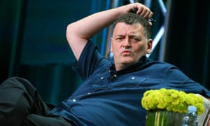 Steven Moffat, Doctor Who's lead writer and executive producer.