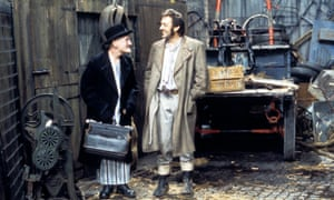 'Harold and Albert Steptoe seemed to be literally trapped in a labyrinth of clutter.'