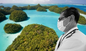 Pacific islands and a doctor