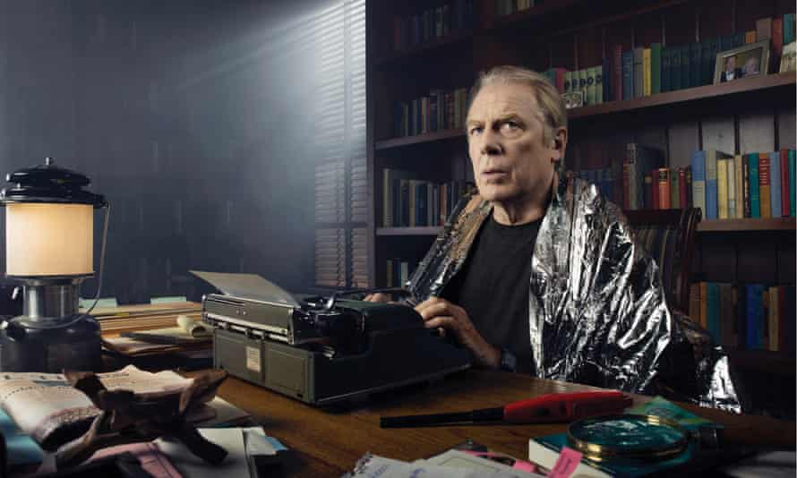 Chuck makes his home an improvised Faraday cage in Better Call Saul. Photograph: Ben Leuner/AMC