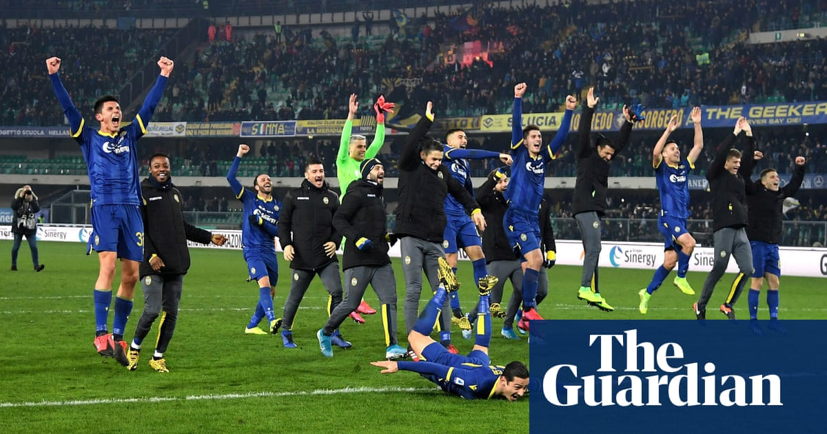 European roundup: Verona stun Juventus; Leverkusen beat Dortmund