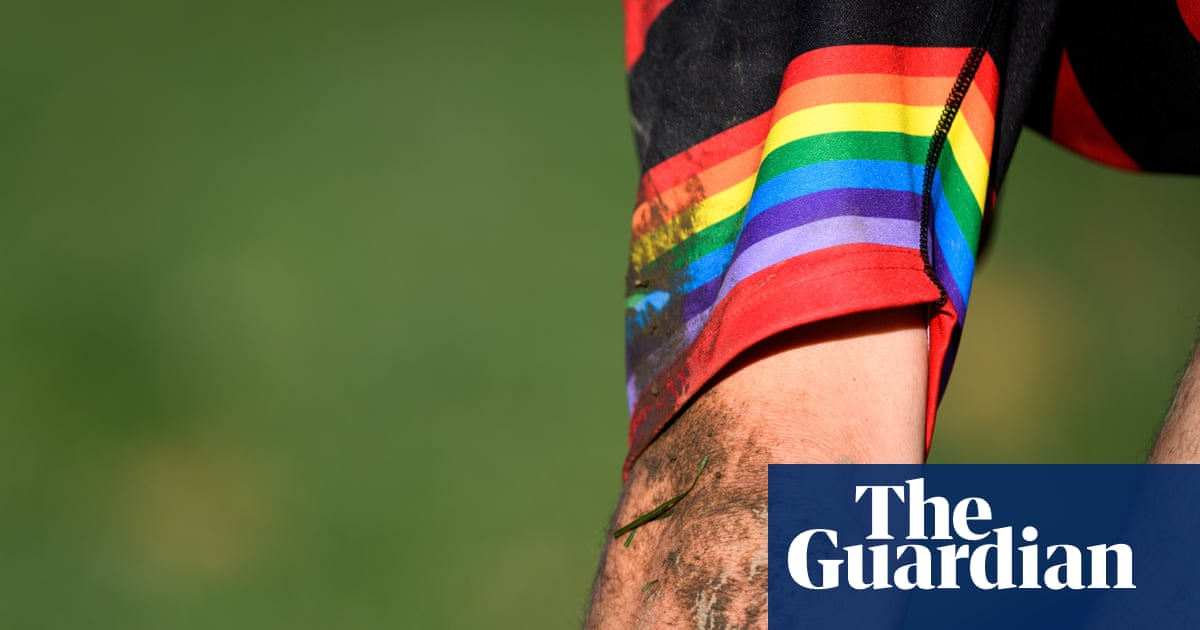 Tackling homophobic attitudes: the straight men who play for gay rugby clubs | Megan Maurice