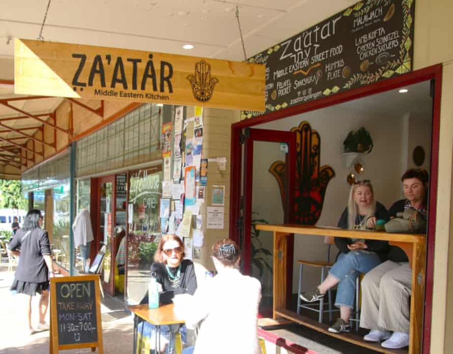 Za'atar Middle Eastern Kitchen