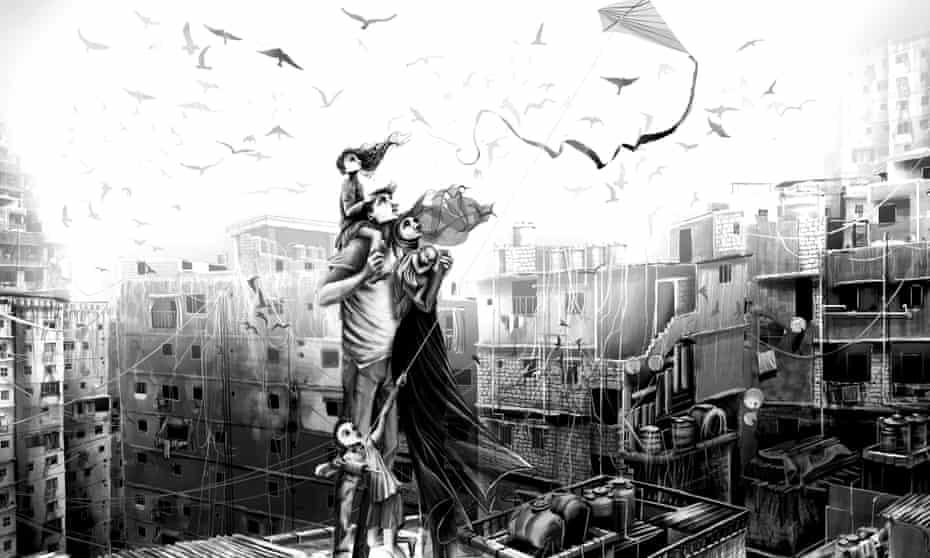 Ella Baron's illustration