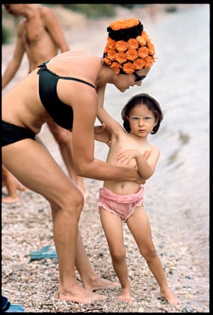 Mother And Child, Corfu, 1969
