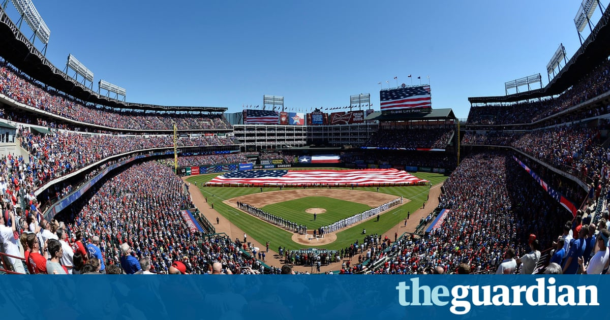 Taxpayers may help pay for the Rangers' $1bn ballpark  but at least they'll get aircon   Tom Dart