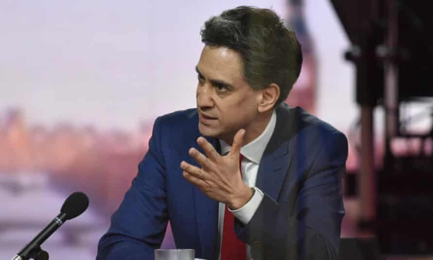 Shadow business secretary Ed Miliband said the Conservative government was 'reluctant to do what is necessary'