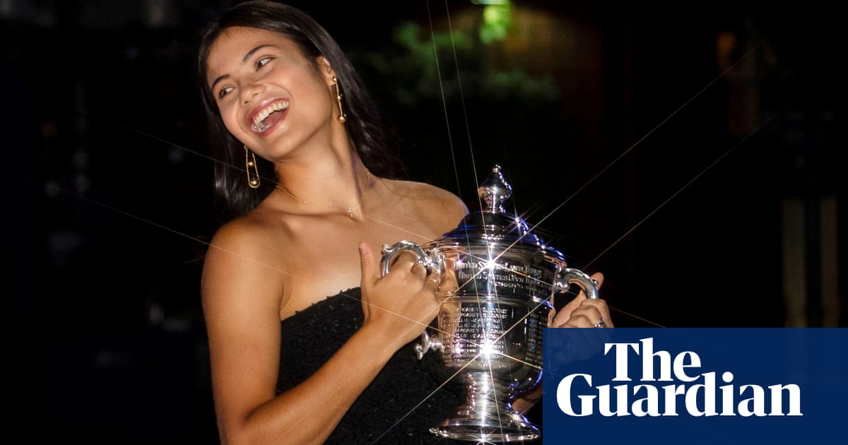 Murray hails Raducanu's US Open win as 'huge opportunity' for British tennis