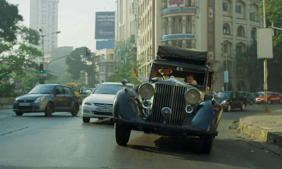 Romantic Road Press publicity film still supplied by PR