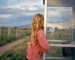 From the series The North Fork Hotchkiss, Colorado, US The series is inspired by the photographer's childhood memories, and an agrarian community in his home state of Colorado.