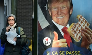 Bad hombre: restaurants make a meal of Donald Trump's Spanish sideswipe
